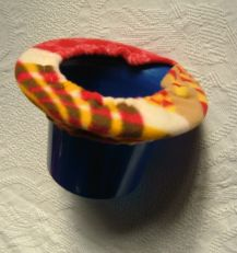 covers for potty bowls